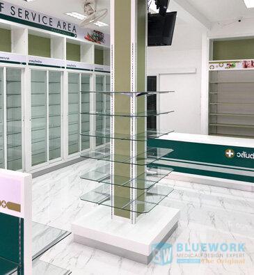 ออกแบบตกแต่งร้านขายยาวสันต์เภสัช-wasanbhaesaj2