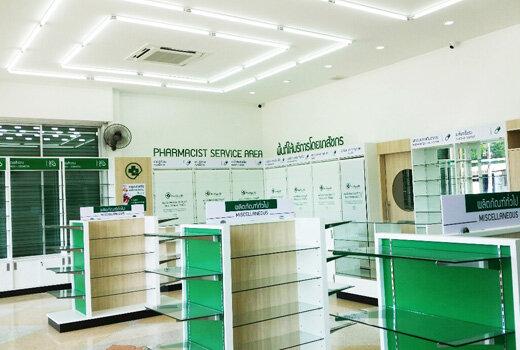 ออกแบบตกแต่งร้านขายยากิจเจริญเภสัช-kitcharoenbhaesuj