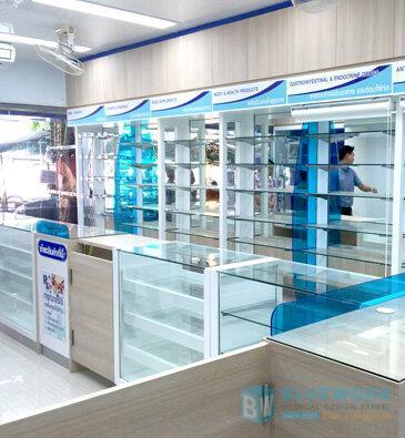 ออกแบบตกแต่งร้านขายยาบัณฑิตเภสัช-bestdrug2