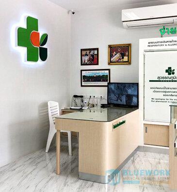 ออกแบบตกแต่งร้านขายยาสุวรรณภูมิ-suwannaphumbhaesaj2
