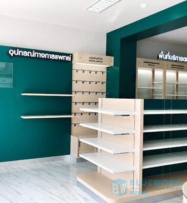 ออกแบบตกแต่งร้านขายยาสุวรรณภูมิ-suwannaphumbhaesaj4