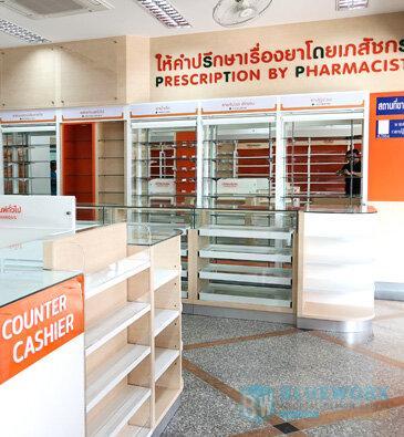 ออกแบบตกแต่งร้านขายยาไชยเวชภัณฑ์-chaimedicalsupply1
