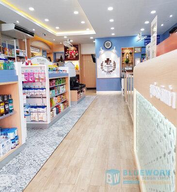 ออกแบบตกแต่งร้านขายยารุ่งเรืองเภสัช-rungruangbhasaj2