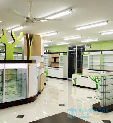 ออกแบบตกแต่งร้านขายยาสว่างโอสถ-sawangosoth2