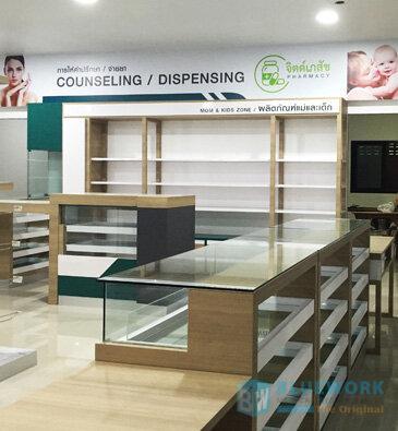 ออกแบบตกแต่งร้านขายยาจิตต์เภสัช-jittbhaesuj3