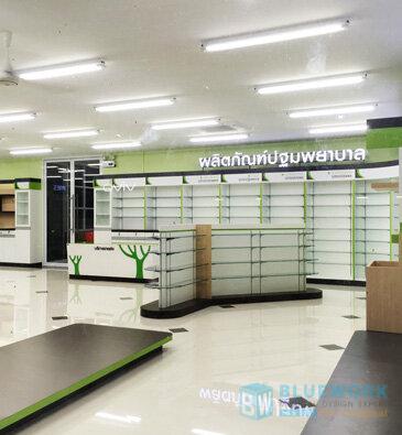 ออกแบบตกแต่งร้านขายยาสว่างโอสถ-sawangosoth3