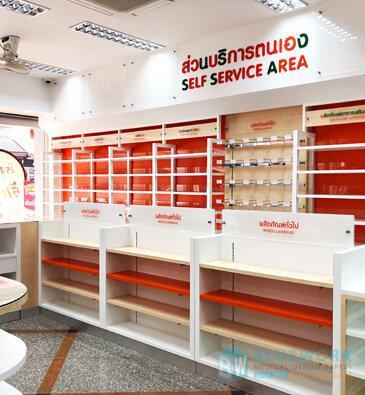 ออกแบบตกแต่งร้านขายยาไชยเวชภัณฑ์-chaimedicalsupply4