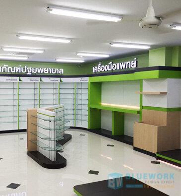 ออกแบบตกแต่งร้านขายยาสว่างโอสถ-sawangosoth4