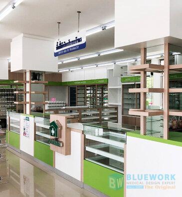 ออกแบบตกแต่งร้านขายยาศาลาโอสถ-salaosoth1