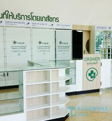 ออกแบบตกแต่งร้านขายยากิจเจริญเภสัชปราจีนบุรี-kijcharoenpharmacyphachinburi2