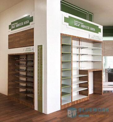 ออกแบบตกแต่งร้านขายยาเมืองทองดรักเฮ้าส์-muangthongdrughouse2
