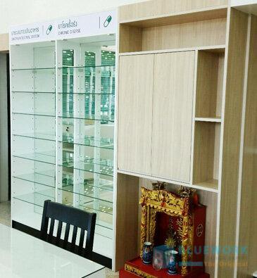 ออกแบบตกแต่งร้านขายยากิจเจริญเภสัชปราจีนบุรี-kijcharoenpharmacyphachinburi4