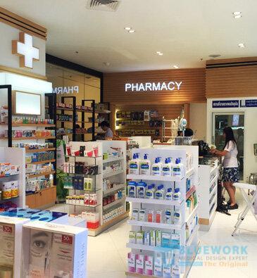 ออกแบบตกแต่งร้านขายยาเฮลท์พลัส-healthplus3