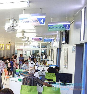 ออกแบบตกแต่งโรงพยาบาลวัฒนานคร-watthananakhonhospital3