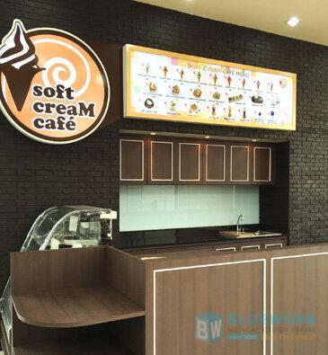 ออกแบบตกแต่งร้านค้าปลีกซอฟท์ครีม-softcream1