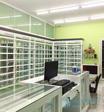 ออกแบบตกแต่งร้านขายยาแสงทองเภสัช-saengthonghatyaipharmacy3