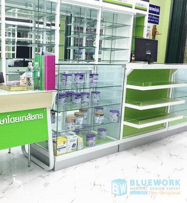 ออกแบบตกแต่งร้านขายยาแสงทองเภสัช-saengthonghatyaipharmacy4