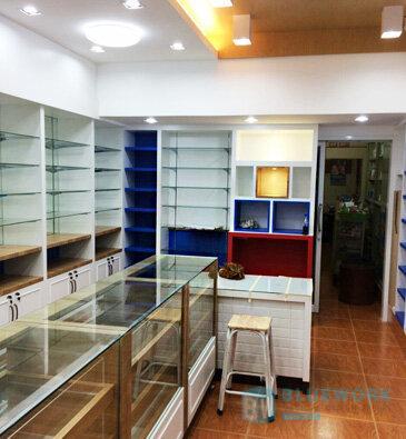 ออกแบบตกแต่งร้านขายยาเสริมสุขเภสัช-sermsukpharmacy4