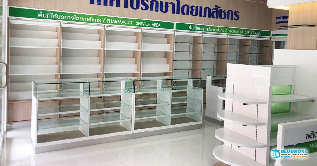 ออกแบบตกแต่งร้านขายยาเภสัชภัณฑ์-potongosot