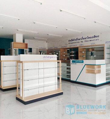 ออกแบบตกแต่งร้านขายยาเภสัชภัณฑ์-bhaesajpun1