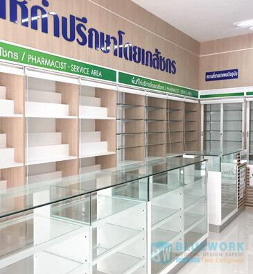 ออกแบบตกแต่งร้านขายยาเภสัชภัณฑ์-potongosot1
