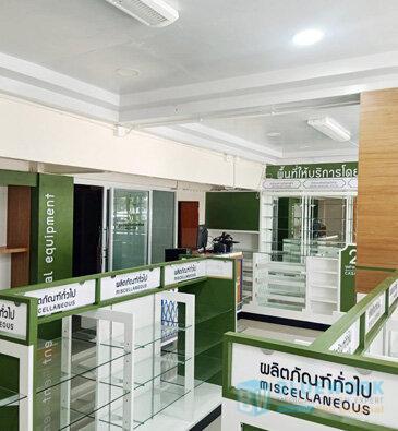 ออกแบบตกแต่งร้านขายยาเภสัชภัณฑ์-soonyawongwianhornarika1