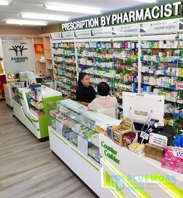 ออกแบบตกแต่งร้านขายยาเภสัชภัณฑ์-sawangosoth2-2