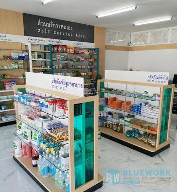 ออกแบบตกแต่งร้านขายยาเภสัชภัณฑ์-bhaesajpun4