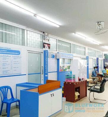 ออกแบบตกแต่งโรงพยาบาลวังสมบูรณ์-wangsomboonhospital1