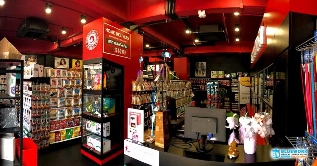 ออกแบบตกแต่งร้านค้าปลีกเพ็ทเลิฟเวอร์เซ็นเตอร์-petloverscentre-muangthongthani