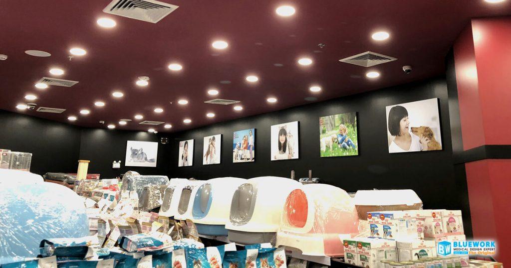 ออกแบบตกแต่งร้านค้าปลีกเพ็ทเลิฟเวอร์เซ็นเตอร์-petloverscentre-robinsonlatkrabang