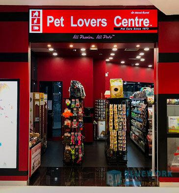 ออกแบบตกแต่งร้านค้าปลีกเพ็ทเลิฟเวอร์เซ็นเตอร์-petloverscentre-robinsonlatkrabang1