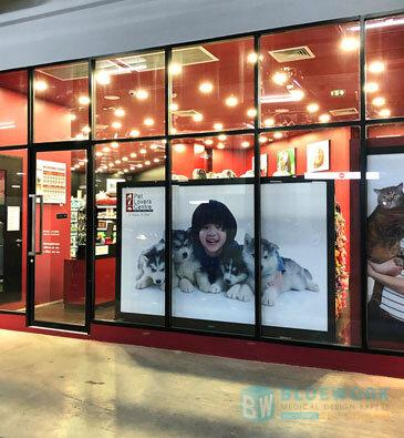 ออกแบบตกแต่งร้านค้าปลีกเพ็ทเลิฟเวอร์เซ็นเตอร์-petloverscentre-robinsonlatkrabang2