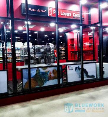 ออกแบบตกแต่งร้านค้าปลีกเพ็ทเลิฟเวอร์เซ็นเตอร์-petloverscentre-robinsonlatkrabang3