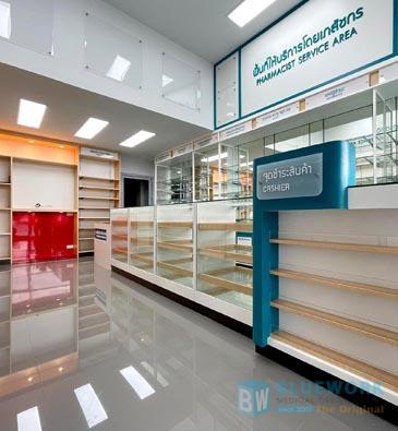 ออกแบบตกแต่งร้านขายยาอโยธยาเภสัช-ayothayabhaesaj3