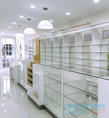 ออกแบบตกแต่งร้านขายยากู๊ดเวลล์ฟาร์มาซี-goodwellpharmacy4
