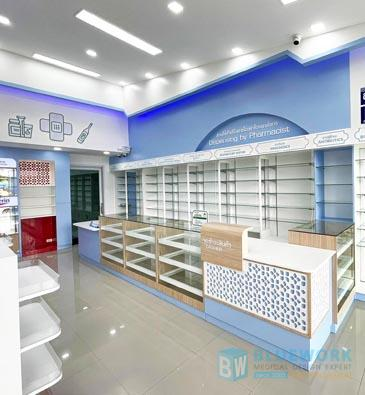 ออกแบบตกแต่งร้านขายยาเซ่งหมงฟาร์มาซี-sengmongpharmacy1