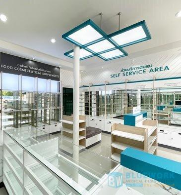 ออกแบบตกแต่งร้านขายยาเอ็มฟาร์มาซี-m-pharmacy2