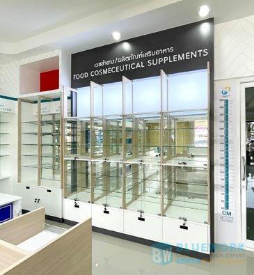 ออกแบบตกแต่งร้านขายยาเอ็มฟาร์มาซี-m-pharmacy4