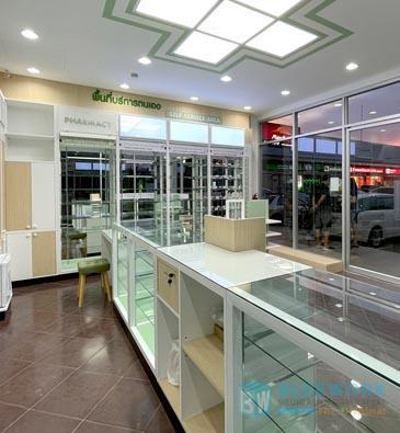 ออกแบบตกแต่งร้านขายยามุมยาเภสัชกร-mumyabhaesajchakorn3